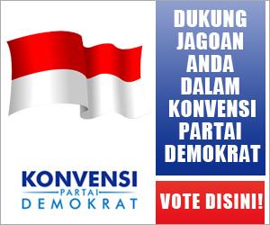 konvensi partai demokrat